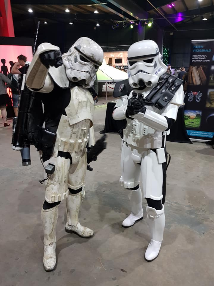 Photo of Stormtroopers