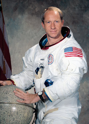 Photo of Al Worden