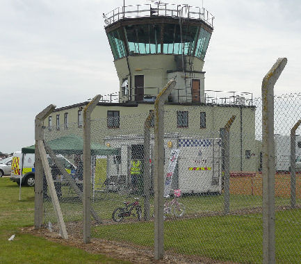 Photo of RAF Bentwaters Tower