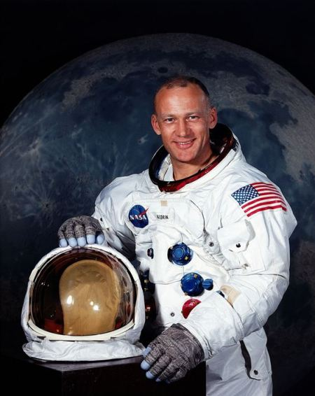 Photo of Buzz Aldrin