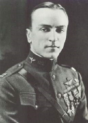 Photo of Captain Eddie Rickenbacker