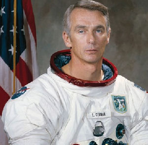Photo of Eugene Cernan
