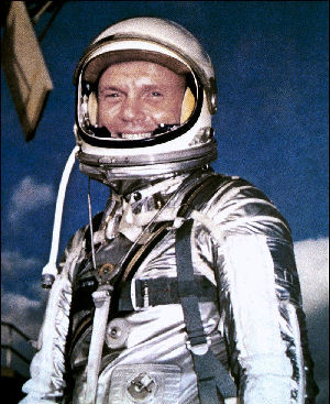 Photo of John Glenn