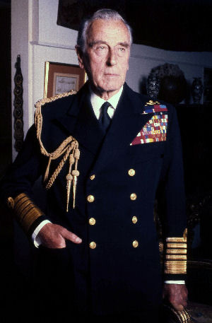 Photo of Louis Mountbatten