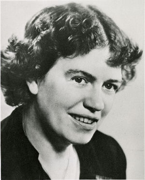Photo of Dr Margaret Mead