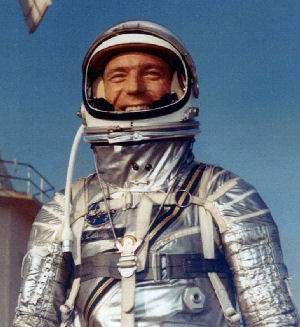 Photo of Scott Carpenter